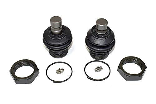 A-Team Powersports Upgraded Upper and Lower Front Ball Joints Compatible with 20