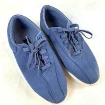 EASY SPIRIT Womens Walking Shoes Size 9 B Blue Sneaker - $25.54 CAD