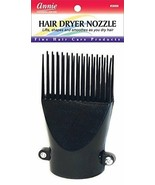 Annie Screw on Hair Dryer Nozzle Pik Lift,Shapes and Smooths #3000 - $5.63