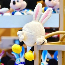 Tokyo Disney Resort Sea Easter 2019 stuffed plush doll badge Usatama - $42.99