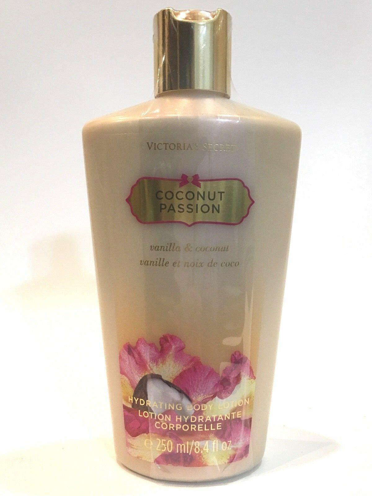 Victoria's Secret Coconut Passion Vanilla & Coconut hydrating body lotion 250 ml