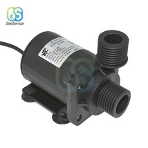 800L/H 5m DC 12V 24V Solar Brushless Motor Water Circulation Water Pump ... - $16.30