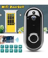 Doorbell Video Camera Wireless WiFi Security Phone Ring Door Bell Inter... - $69.57