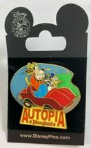 Autopia Disneyland Goofy Donald 3D 2006 Disney Trading Pin - $19.79