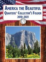 America the Beautiful Quarters™ Collector's Folder 2010-2021 - $7.85