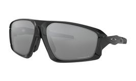 Oakley OO9402-0864 FIELD JACKET Polished Black Prizm Black Polarized Sunglasses - $188.09