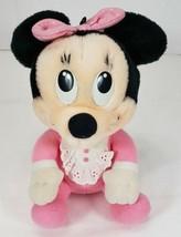 Playskool Disney Babies MINNIE MOUSE Plush Toy 1984 - $15.99