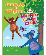 Jump Up and Rhyme with Mother Goose Club DVD [DVD] - $10.00
