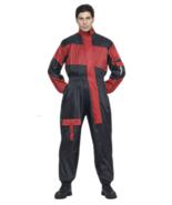 1 Piece Rain Suit Motorcycle Windproof Waterproof Gear Safety Reflectors... - $52.00