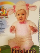 Rubie's Infant Noah's Ark Collection Lamb Costume 6-12 month Easter dres... - £13.23 GBP