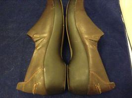 L.L. Bean Ladies Brown Casual Slip-on Shoes sz 9M image 8