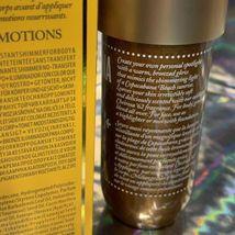 Glowmotions Shimmer Oil For Body Sol de Janeiro Copacabana Bronze Transferproof! image 5
