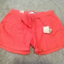 Levi's  Shorts Women's sz 31 12 new nwt melon orange  - $22.23