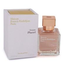 Maison Francis Kurkdjian Pluriel 2.4 Oz Eau De Parfum Spray image 4