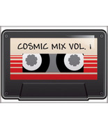 Guardians of the Galaxy Cosmic Mix Vol. 1 Cassette Art Image Refrigerato... - $3.99
