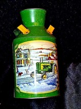John Deere Miniature Milk Can  AA18-JD0037  2007 U.S.A.
