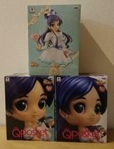 Banpresto Futari Wa Pretty Cure Precure Cure White Figure Doll 3 Body se... - $178.99