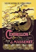 Cendrillon: Theatre National de l'Opera-Comique by Emile Bertrand - Art Print - $19.99+
