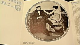 Flirting in The Parlor by Norman Rockwell Plate with Box ( Knowles ) AA20-CP2171 image 10