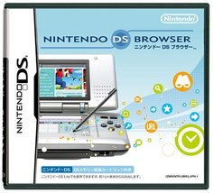 Nintendo DS Browser (NDS Version) [Japan Import] [video game] - $31.23