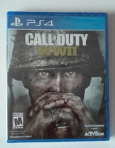Call Of Duty: WW2 (PS4) Brand New & Sealed *FREE SHIPPING* - $54.99