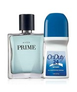 Avon Prime For Men 2-Piece Set - $34.98