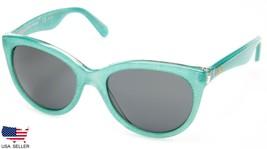 New D&G Dolce & Gabbana DG4192 2740/87 Glitter Green /GRAY Lens Sunglasses 53mm - $98.98