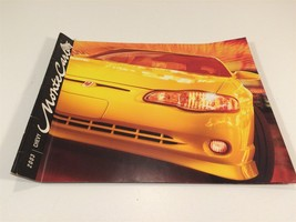 2003 Chevy Monte Carlo Dealer Sales Brochure - $7.99