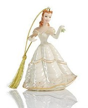 Disney Belle Collectible Christmas Ornament from Show Case Beauty and Th... - $45.91