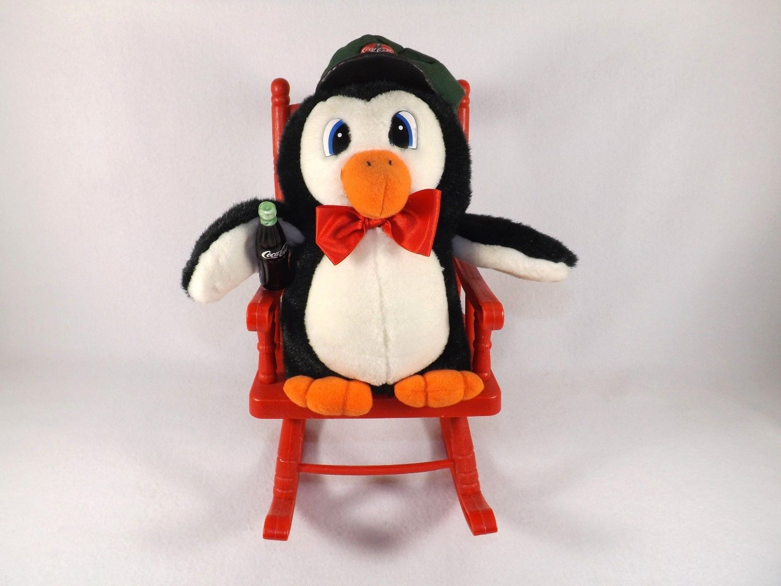 a1bfbcd497b Coca Cola Penguin on a Rocking Horse and 50 similar items