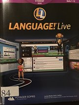 LANGUAGE! Live Student Book Level 2 Units 7-12 [Paperback] Louisa Moats, Ed.D.
