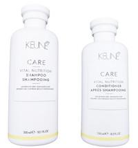 Keune Care Line - Vital Nutrition Shampoo and Conditioner Duo