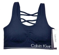 Calvin Klein Performance Bralette Black, Size: M - $34.99