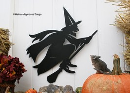 Pottery Barn Witches Cottage Wall Art -NIB- Get Swept Up Into Iconic DÉcor! - $149.95
