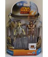 Star Wars Rebels 2-pack Cikatro Vizago & IG-RM Action Figures - $20.00
