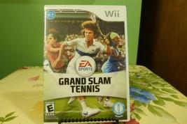 Grand Slam Tennis (Nintendo Wii, 2009) VG Condition - $19.79