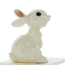 Hagen Renaker Rabbit Large White Bunny Ceramic Figurine