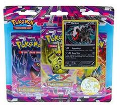Pokemon TCG Phantom Forces Blister Pack Darkrai Promo 3 Booster Packs + ... - $18.99
