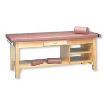 Bailey Table w/Drawer and Storage Shelf 78''-30'' W 2'' T - Snd - $778.26
