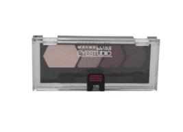 Maybelline New York Eyestudio Eyeshadow Violet Femmes 120 Quad Compact - $9.99