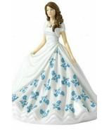 ROYAL DOULTON Birthstone Petites September, Sapphire HN 5905 NEW IN THE ... - $72.26