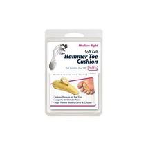 Pedifix Soft Felt Hammer Toe Cushion - Large, Left - $15.14