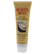 Burt's Bees Coconut Foot Cream 0.75 oz 20 g All Natural - $8.99