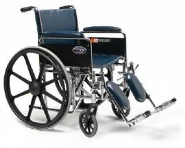 "Everest & Jennings Traveler LX Wheelchair 18"" Seat - $190.00"