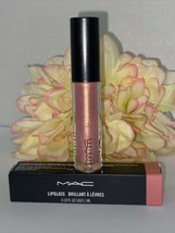 MAC Lip Glass 303 NYMPHETTE Gloss Color New FULL SIZE - FAST FREE Shipping - $17.77