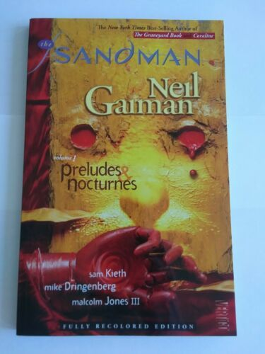 Primary image for The Sandman: Preludes and Nocturnes Vol. 1 by Neil Gaiman (2010, Paperback)
