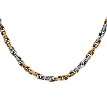 5.40mm 14K Two Tone Cable Chain - $1,519.65