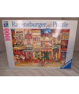 """Ravensburger 1000 Piece Puzzle - The Streets of France #194087 - 27""""X 20... - $47.95"""