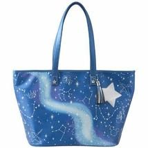 2018 Limited Tokyo Disney Resort Tanabata Milky way Mickey &Minnie Tote ... - $74.25