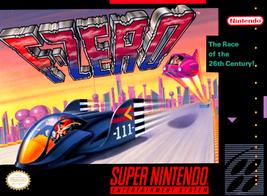 F-Zero SUPER NINTENDO SNES Video Game - $14.97